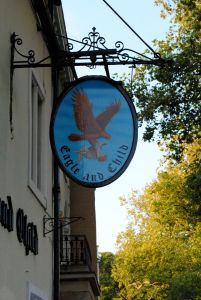The Eagle And Child pub